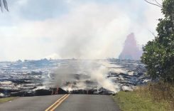 Kilauea volcano offers a brief lull to the island of Hawaii